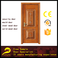 Best teak wood door moulding design