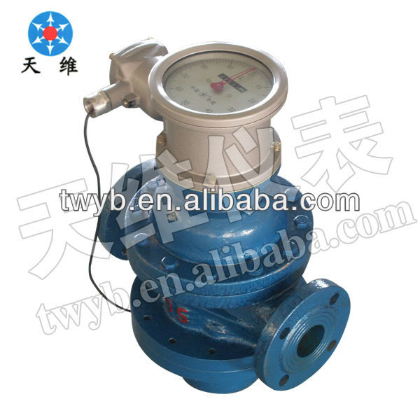 Helical Rotor Flow Meter&Mechanical liquid/diesel/engine oil/ Flow Meter