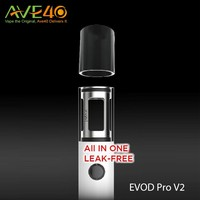 New arrival stock selling for Original Kanger eVod Pro V2 Kit 2500mah All in one design VS Joyetech ego AIO