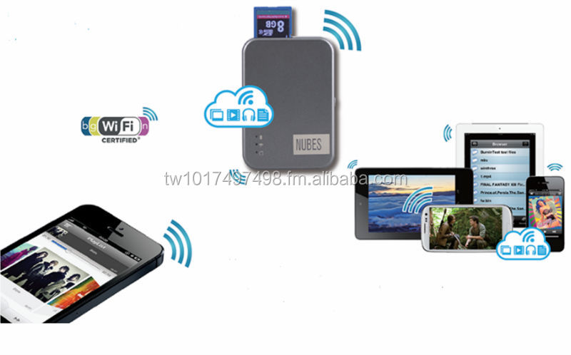 Mobile Wireless Personal Cloud Storage