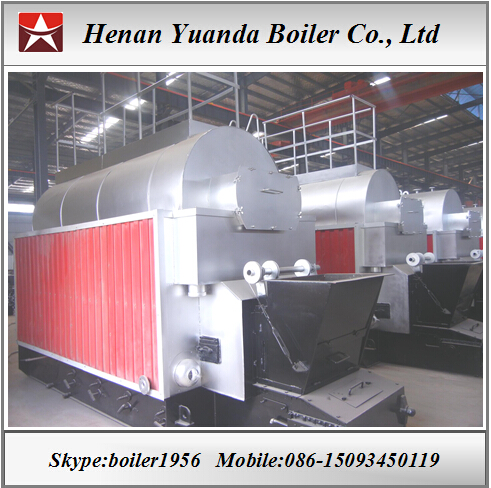 Best selling chain grate stoker coal fired steam boiler indonesia
