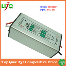 50w waterproof electronic led driver