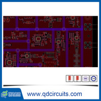 Pcb manufacturer in china Telecom PTH,HDI electronic circuit board