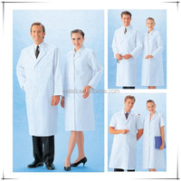 Made in China disposable smocks LAB-CL-04 anti-static clothing cotton hospital uniforms nurse uniform