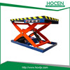 500-1000kg Cheaper SJG hydraulic motorcycle lift/scissor lift platform