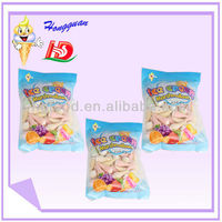 Ice cream of marshmallow candy manufacturer