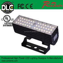 UL DLC cUL FCC listed 100w-200w outdoor baseball fields lighting led flood light for stadium