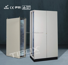 "TIBOX indoor electrical switchgear/electrical cabinet/electric box 19"" floor standing cabinet"