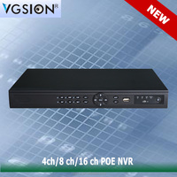 POE 16ch NVR ( With human face detection and guide line cross function)
