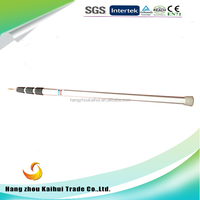 2016 most popular tarp pole with telescopic parts