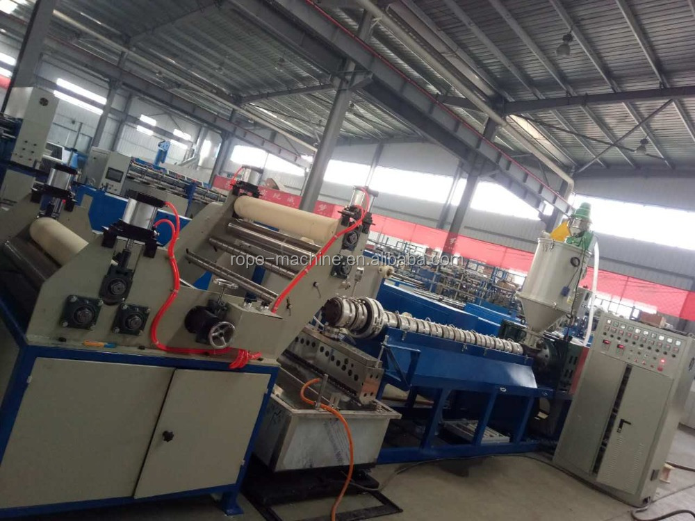 plastic ribbon making machines ribbon pp making machine