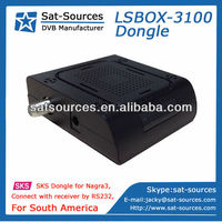 LSBOX 3100 for South America