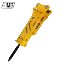SB50 Rock Breaking Tools Hydraulic Hammer made in China