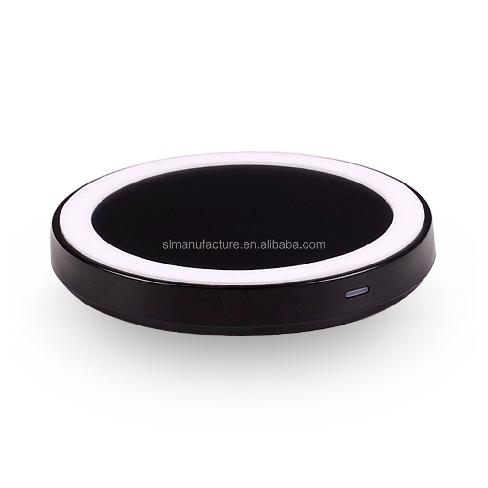 Qi certificated wireless charging mat for Sumsung S4 i9500