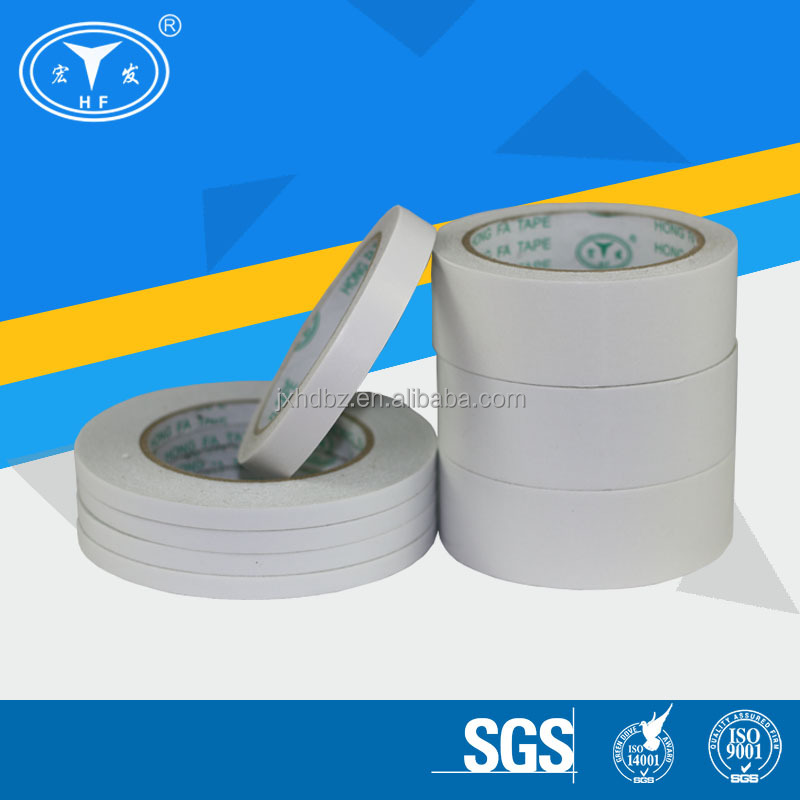 Waterproof Double Sided Tissue Gum Tape