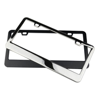 Blank License Plate Frames Custom USA Car License Plate Frame