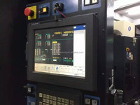 Japanese Makino V56 used cnc vertical automatic working machining center