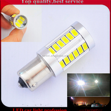 Amber led auto buick tuning light.12v high power 33 SMD 5630 1156 Led turning light for auto car motorcycle truck