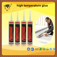 Free Samples high temperature filter caulking glue 100%flexible