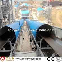 Mining Material Handling belt conveyor transport