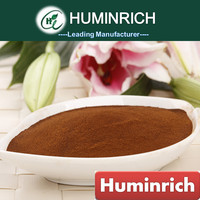 Huminrich High Concentration Enhances Soil Fertility Potassium Humic Acid And Fulvic Acid Bais Micronutrient Fertilizer