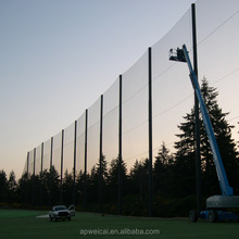 Golf Driving Ranges Design golf ball safety netting
