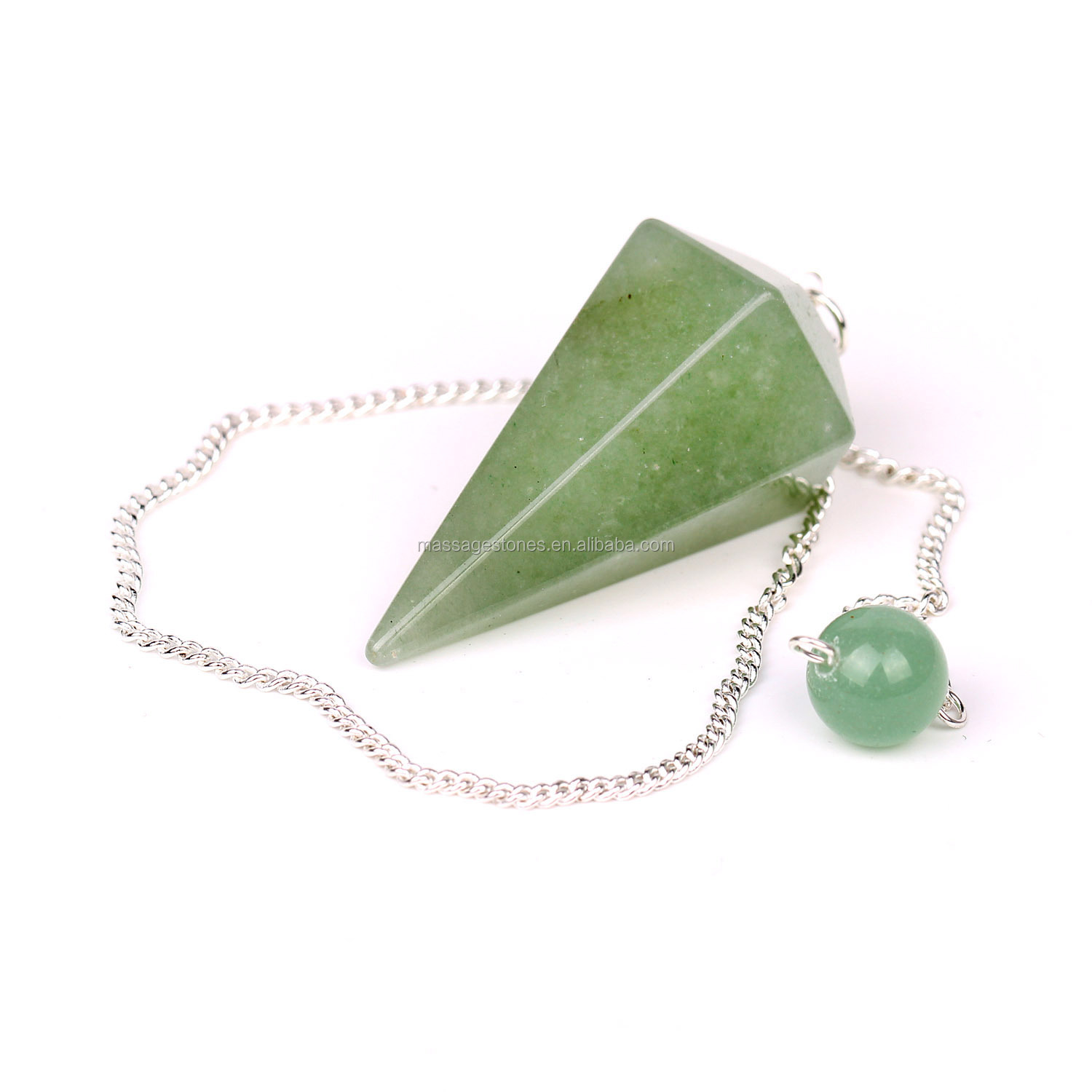 Top Unique New Jade Crystal Keychain Gift for Antique Lover / Promotional Energy Keychain Pendulum in Bulk Wholesale