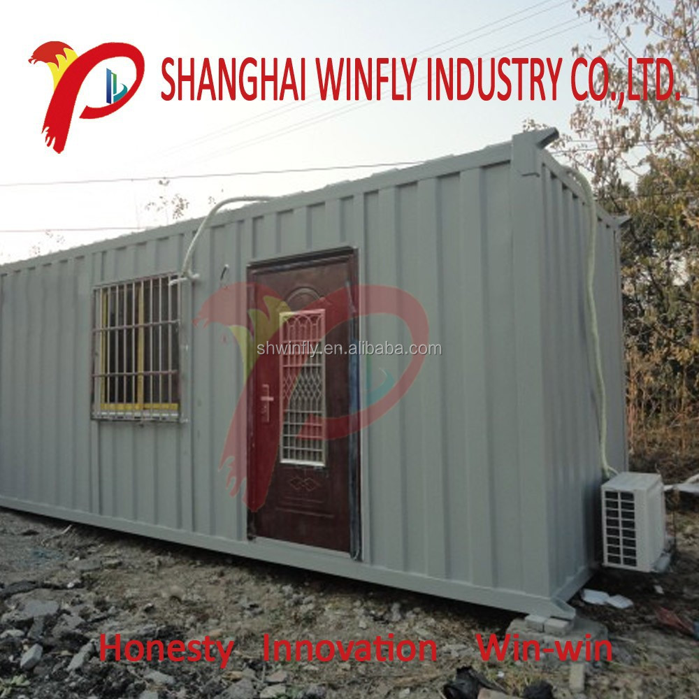 Low Cost And Cheap Sandwich Panel Prefab House 3 Bedroom Prefab Modular Home