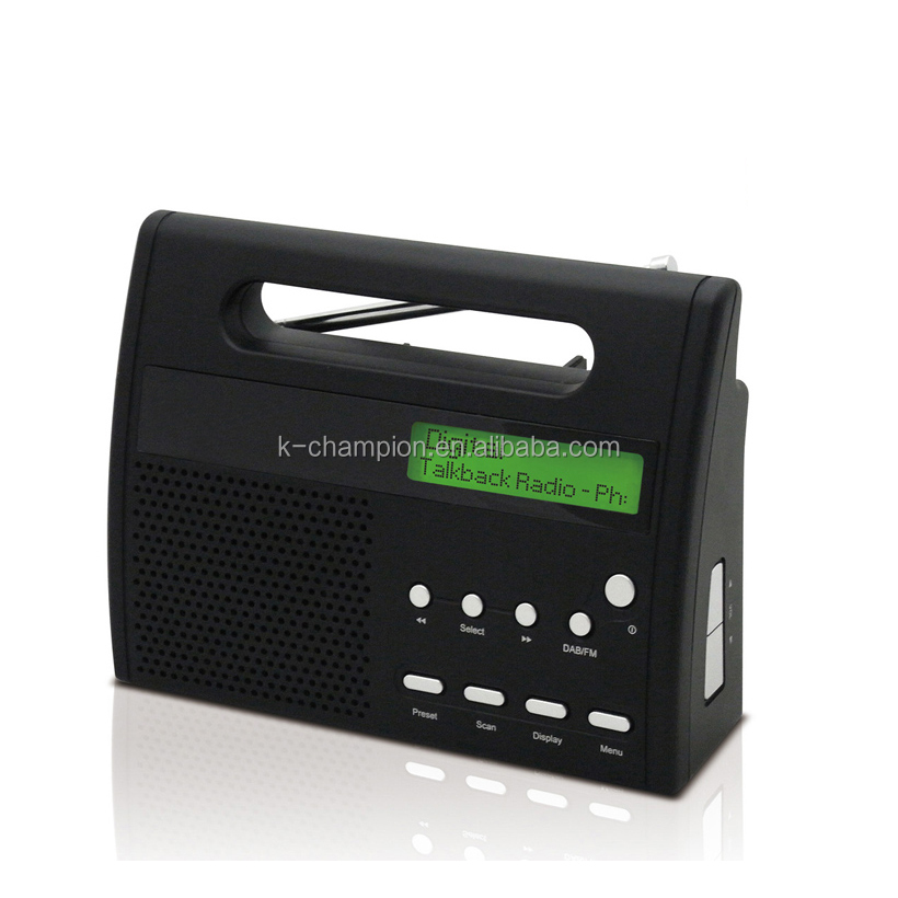 OEM Pocket DAB am fm portable radio