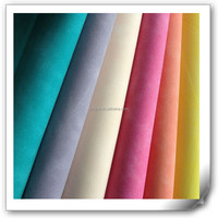 Pu synthetic leather fabric for shoes bags and sofa from china manufacturer