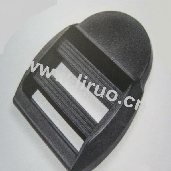 Plastic Double Adjustable Insert Buckle Plastic