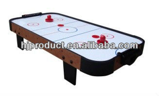 Beautiful Design Kids Table Top Air Hockey Game With Legs, Air Hockey Table  For Kids