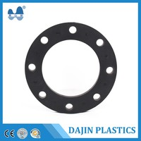 Dajin Expansion rubber bellow flange pipe fittings/puddle flange/flange adapter