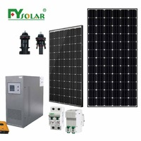 On Grid Solar Power System 10KW Solar Panel System 10KW Solar System Form China