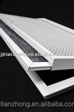 eggcrate air grille with the removable filter/ air diffuser/ eggcrate register