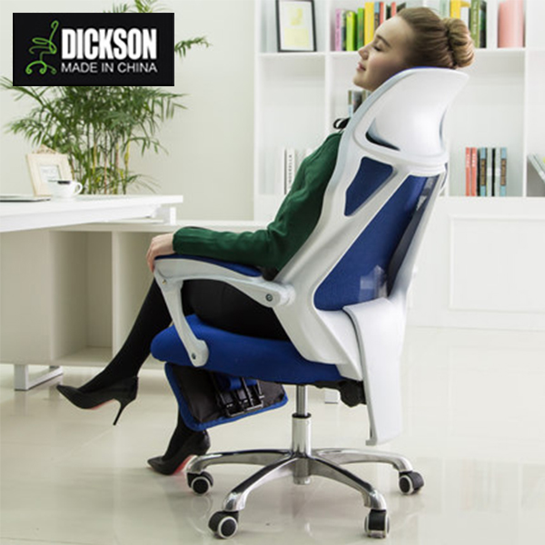 Dickson Violence Aesthetics Design Optional Color Choice Gaming Leather Chair