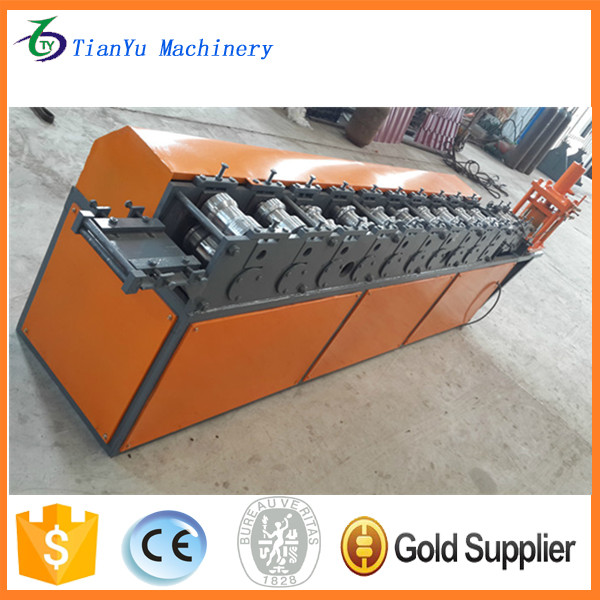 steel roof truss design low cost rolling shutter strip forming machine