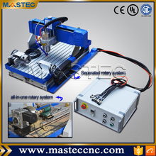 March 3 USB control system mini 4 axis cnc router machine