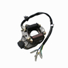 China wholesale motorcycle magneto stator coil 110cc motorbike engine parts