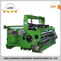 Professional fiberglass mesh machine/window screen machine/insect screen machine India business