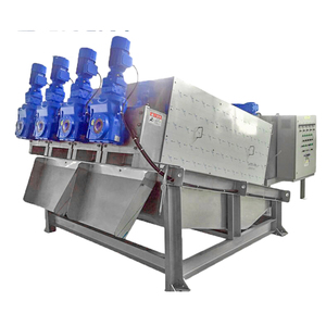 Hot Selling Sludge Dewatering Equipment Better Than Belt Filter Press