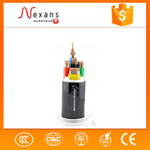 0.6/1kV,Cu Conductor XLPE Insulation PVC Jacket SWA Armoured Power Cable,IEC BS DIN Standards