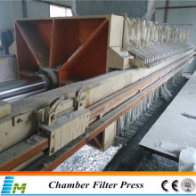 Automatic siemens PLC control filter press equipment