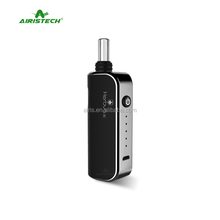 Airistech original factory supply hot selling products 2017 new Mini HERBVA X dry herb vape 3 in 1 vaporizer