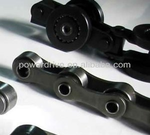 Conveyor Roller Chain with Attachment