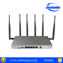 4g 3g Hot selling OpenWRT newest version 15.05 wifi wireless router