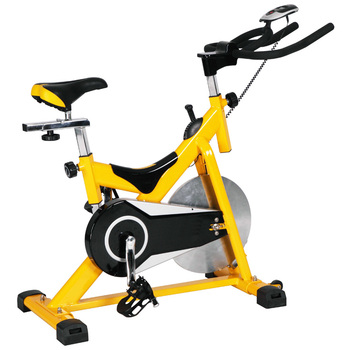 GS-9.2W-4 Hot sales body strong machine spinning bike with computer