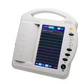 Carejoy 12 LEAD resting 12 Channel 10 inch Digital Electrocardiograph ECG Machine EKG CE ISO approved
