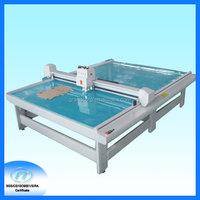 automatic paper pattern cutter plotter flatbed cutter plotter