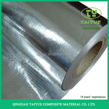 Roof/Attic /Loft Heat Insulation materials metalized PET/foil woven cloth